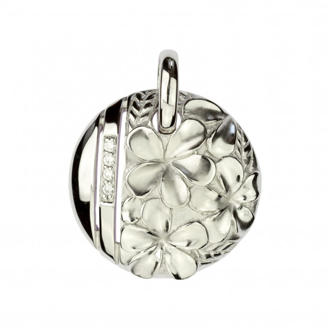 Anhänger Blume Silber 925/000 14A097