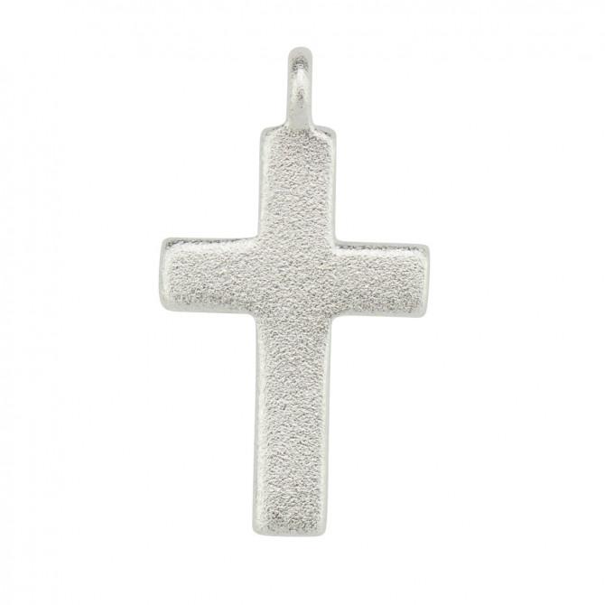 Anhänger Kreuz Silber 925/000 17A0805