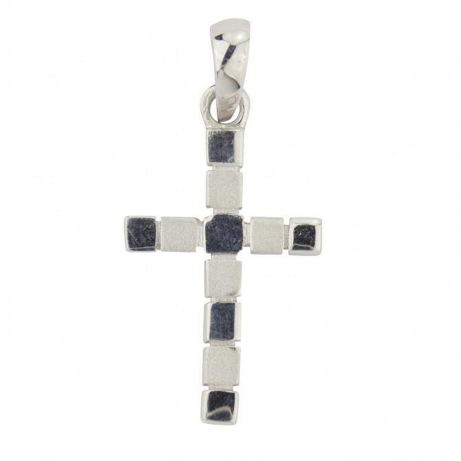 Anhänger Kreuz Silber 925/000 17A1160
