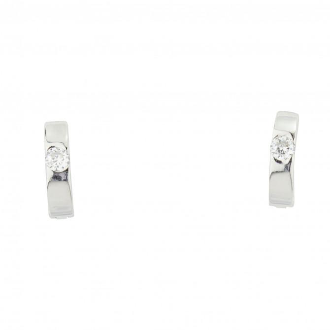 Ohrschmuck Creolen Silber 925/000 17A1479